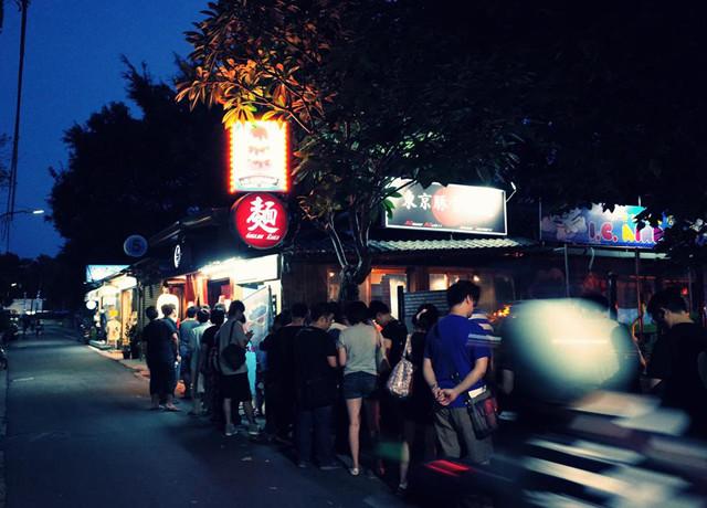 台北/鷹流東京豚骨拉麵「極匠」【深夜的路邊攤人生】 @LPComment 科技生活雜談