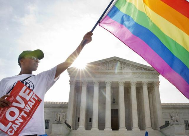 美國同志婚姻全面合法!科技業同賀,FB小工具一秒換彩虹大頭貼 @LPComment 科技生活雜談