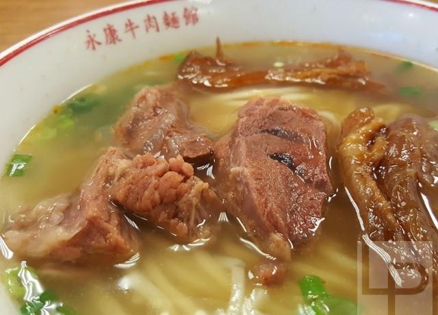 台北/永康牛肉麵:傳承50年的川味老店 @LPComment 科技生活雜談