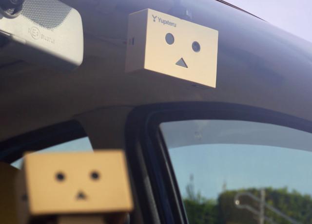 阿楞新坑報到!Yupiteru推出阿楞特別版DRY-mini1X行車記錄器 @LPComment 科技生活雜談