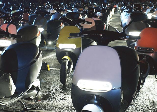 Gogoro進駐大台北捷運站,沿線增設21個GoStation換電站 @LPComment 科技生活雜談