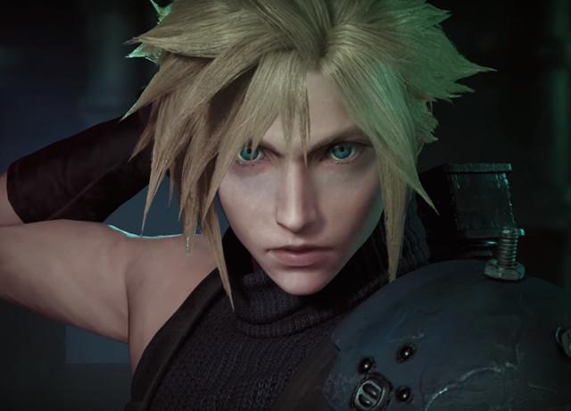 Final Fantasy VII Remake新影片發表,戰鬥畫面初公開! @LPComment 科技生活雜談