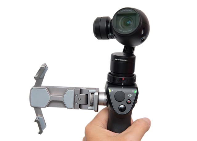 最自由最穩定!DJI Osmo手持雲台4K相機 @LPComment 科技生活雜談
