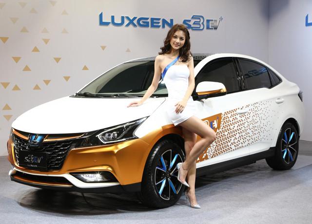 滿電續航達220km!納智捷發表LUXGEN S3 EV⁺純電動車,支援車聯網 @LPComment 科技生活雜談
