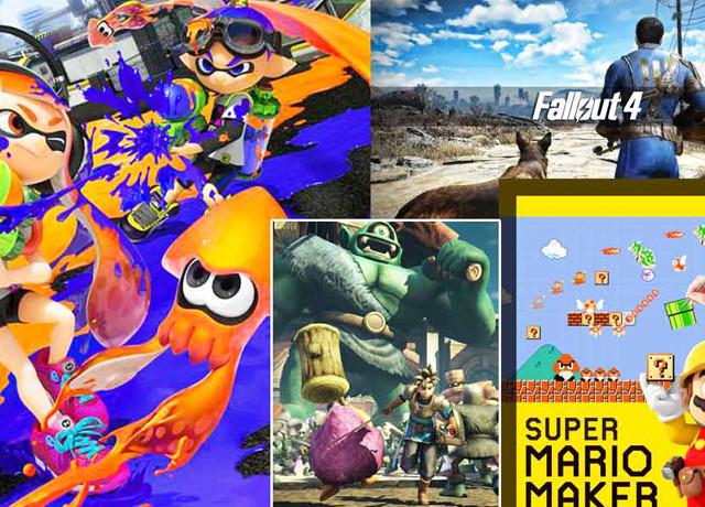 147位日本遊戲業界名人評選,2015最佳遊戲名單公布 @LPComment 科技生活雜談