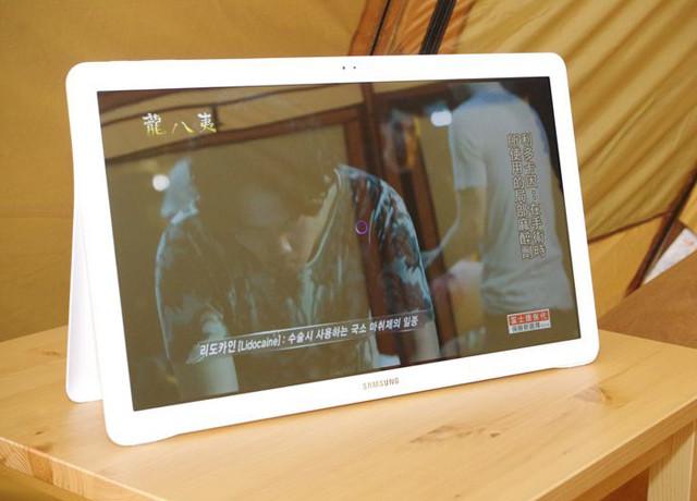 大螢幕看電影才夠爽!三星18.4吋Galaxy View平板電視在台推出 @LPComment 科技生活雜談