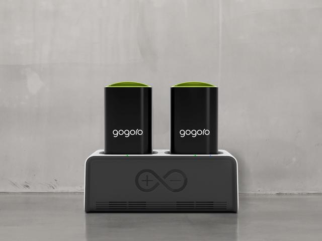 GoCharger™智慧電池座 隨時隨地自由充電不受限