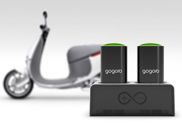 Gogoro推出GoCharger智慧電池座,同時宣布能源網路共享計劃 @LPComment 科技生活雜談