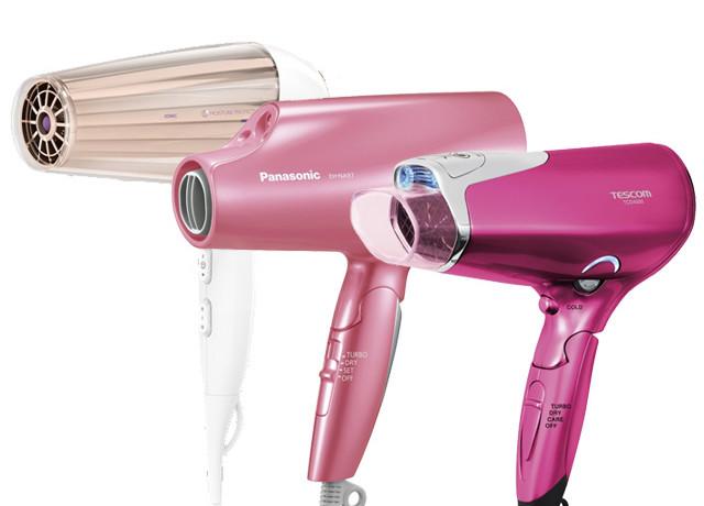 熱門吹風機PK:Panasonic EH-NA97、飛利浦HP8280、TESCOM TCD4000 @LPComment 科技生活雜談