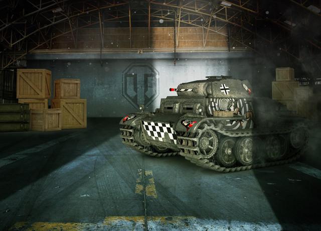 PS4版戰車世界1/20正式開打!首波玩家送加值戰車 @LPComment 科技生活雜談