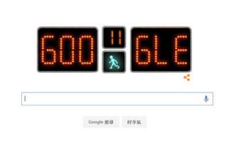 來自台灣的走路小綠人號誌17歲囉!專屬Google Doodles慶生 @LPComment 科技生活雜談