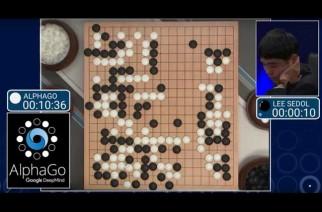 人工智慧AlphaGo對決圍棋九段棋士李世乭5戰3連勝,人腦提前落敗 @LPComment 科技生活雜談
