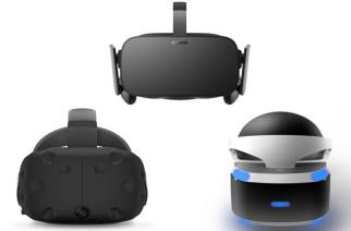 觀點/Oculus Rift、HTC Vive、Sony PlayStation VR虛擬實境裝置比較 @LPComment 科技生活雜談