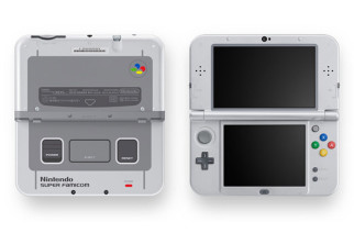 超任經典遊戲將在新N3DS平台重現!超任配色主機新發表 @LPComment 科技生活雜談