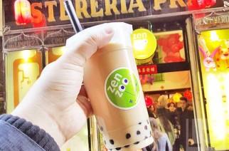 巴塞隆納/ZenZoo:蘭布拉大道旁100%道地的台灣珍珠奶茶(2018 更新) @LPComment 科技生活雜談