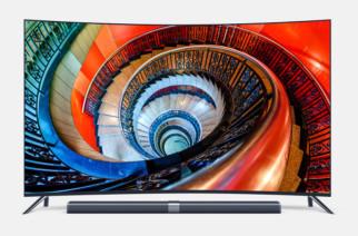 首度採用曲面螢幕!65吋小米電視3S發表 @LPComment 科技生活雜談