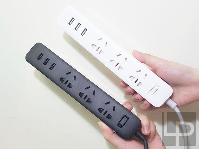 黑色小米插線板(小米排插)-(10)