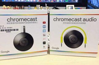 第二代Chromecast、Chromecast Audio在台上市簡單動手玩 @LPComment 科技生活雜談