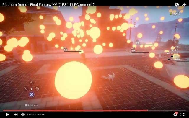 Platinum Demo - Final Fantasy XV (11)