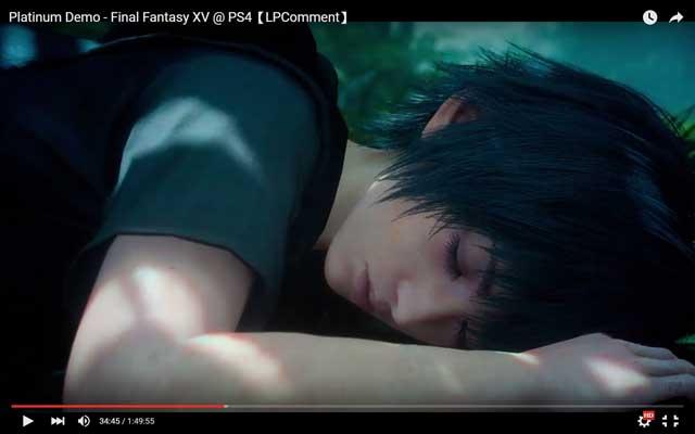 Platinum Demo - Final Fantasy XV (2)