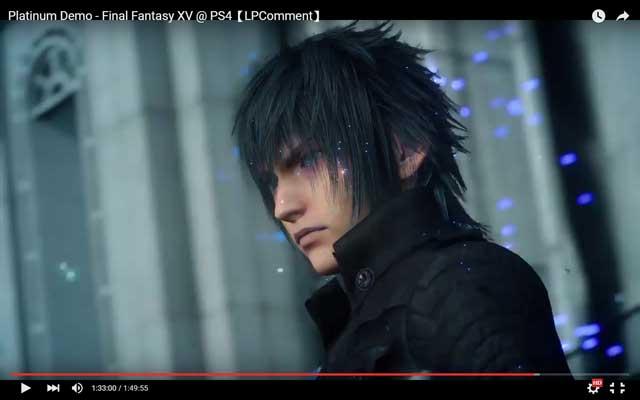 Platinum Demo - Final Fantasy XV (20)