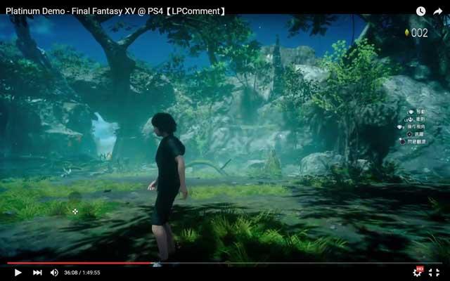 Platinum Demo - Final Fantasy XV (3)