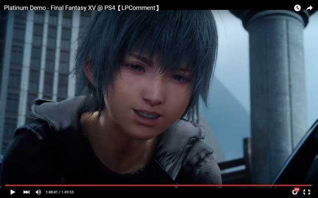 Platinum Demo - Final Fantasy XV (31)
