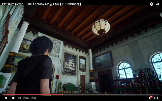 Platinum Demo - Final Fantasy XV (9)