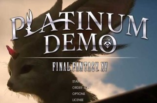 Platinum Demo – Final Fantasy XV體驗版試玩 @LPComment 科技生活雜談