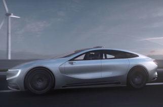 瞄準Tesla Model S!樂視發表自動駕駛電動車LeSEE @LPComment 科技生活雜談