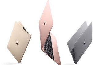 12吋蘋果MacBook新增玫瑰金選擇 處理器也升級了 @LPComment 科技生活雜談