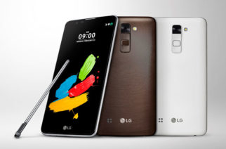 LG 一口氣在台推出Stylus 2、Stylus 2 Plus與K8三款新機 @LPComment 科技生活雜談