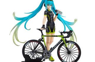 自行車也要應援!Racing Miku 2015換上TeamUKYO車衣颯爽登場! @LPComment 科技生活雜談