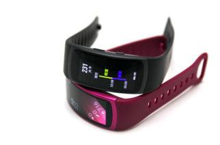 更進化、更接近完美!Samsung Gear Fit2運動智慧手環動手玩 @LPComment 科技生活雜談