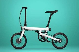 小米發表摺疊電助力自行車!可連手機、續航力45km,售價僅2999RMB @LPComment 科技生活雜談