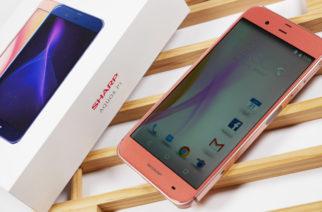 強悍美型的「真.日系手機」Sharp AQUOS P1實測 @LPComment 科技生活雜談