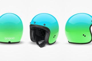 簡嫚書著用款Gogoro漸層渲染安全帽開價3990元!7/10限量販售40頂 @LPComment 科技生活雜談