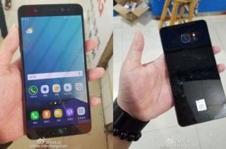 Samsung Galaxy Note 7平面螢幕版本真機現身? @LPComment 科技生活雜談