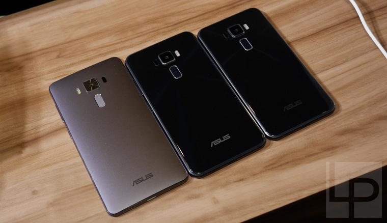 ASUS ZenFone 3 系列