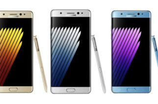 Samsung Galaxy Note 7金色款與側面外型曝光!國外預購起跑 @LPComment 科技生活雜談