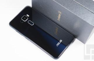 雙鏡面禪機華麗登場!ASUS ZenFone 3開箱動手玩 @LPComment 科技生活雜談