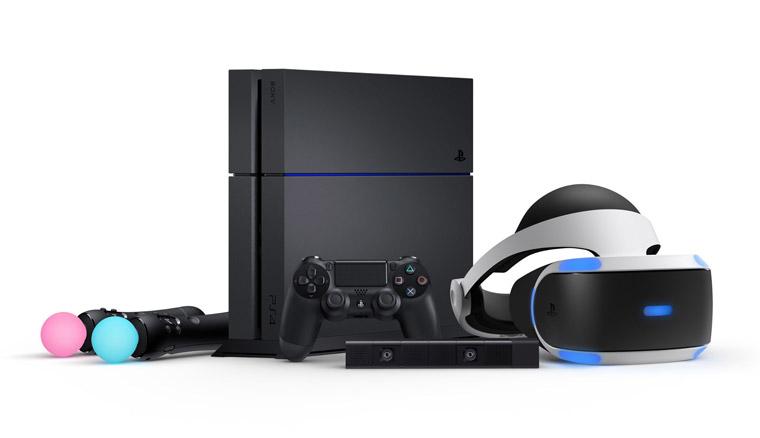 SIE公布PS4、PS VR最新終端銷售數字,分別破7060萬與200萬台!