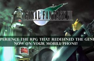 Final Fantasy VII正式在Android平台推出!但… @LPComment 科技生活雜談