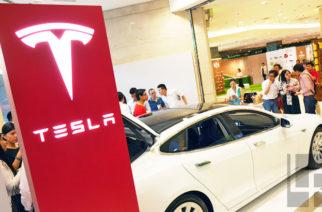 Tesla首間快閃店於信義新光三越A11登場!展出至8月底 @LPComment 科技生活雜談