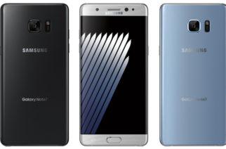 外型確認!Samsung Galaxy Note 7黑、銀、藍渲染圖流出 @LPComment 科技生活雜談