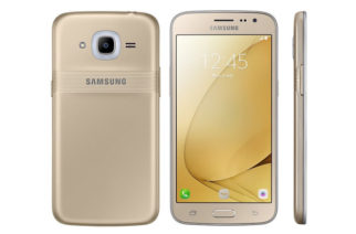 (更新:發表了!)內建Smart Glow的Samsung Galaxy J2 2016金色款圖片流出 @LPComment 科技生活雜談