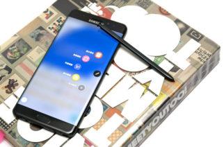 全面封頂、超越自己!Samsung Galaxy Note7完整實測 @LPComment 科技生活雜談