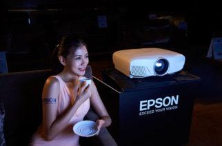 Epson在台推出全球首款無線4K投影機 訂價將相對便宜 @LPComment 科技生活雜談