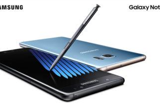 全防水、可擴充、虹膜辨識、S Pen大升級!Samsung Galaxy Note 7新旗艦正式發表 @LPComment 科技生活雜談