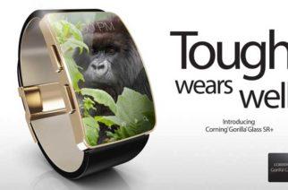 康寧發表智慧手錶專用Gorilla Glass SR+ 可提升70%抗衝擊能力 @LPComment 科技生活雜談